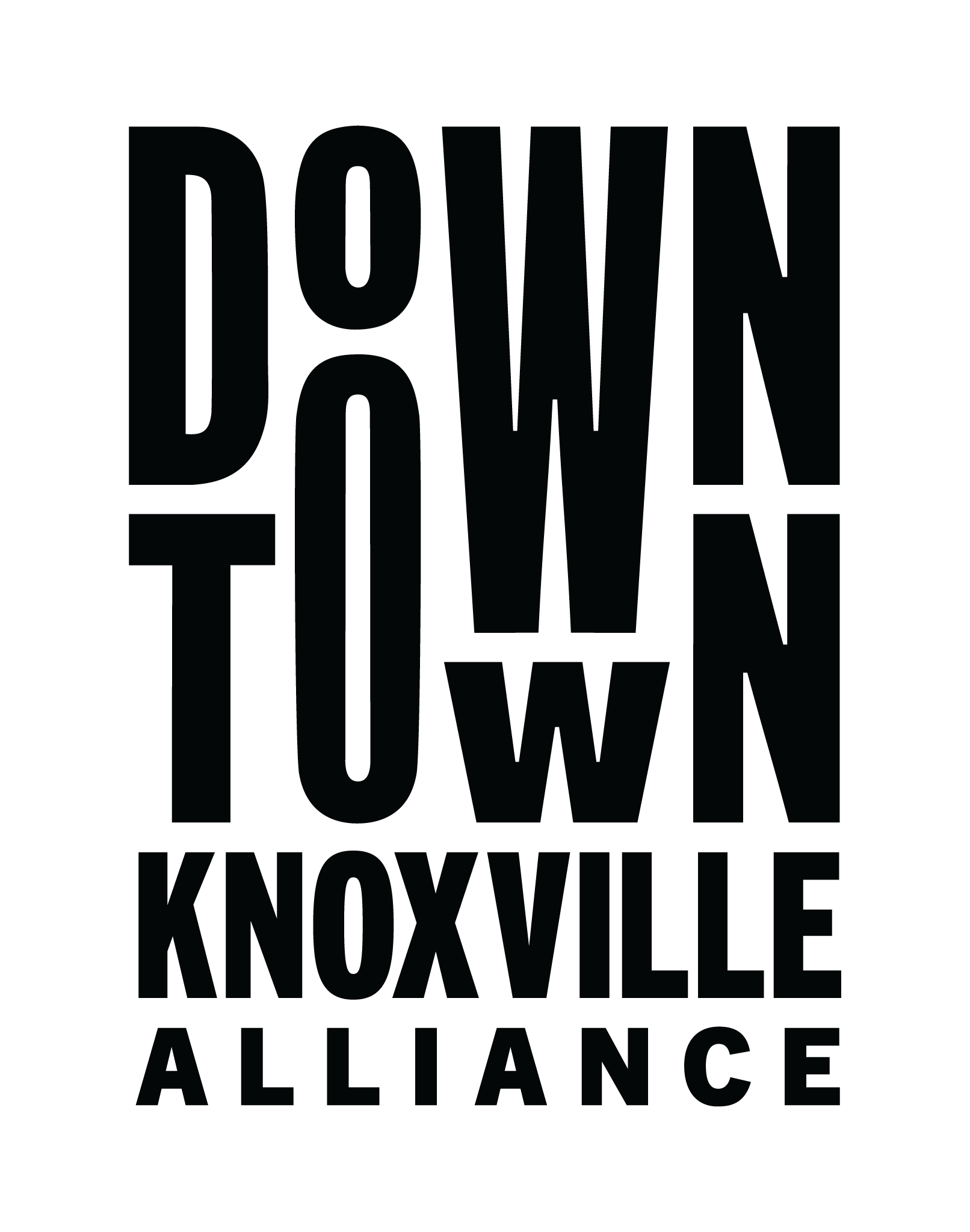 Downtown Knoxville Alliance Logo