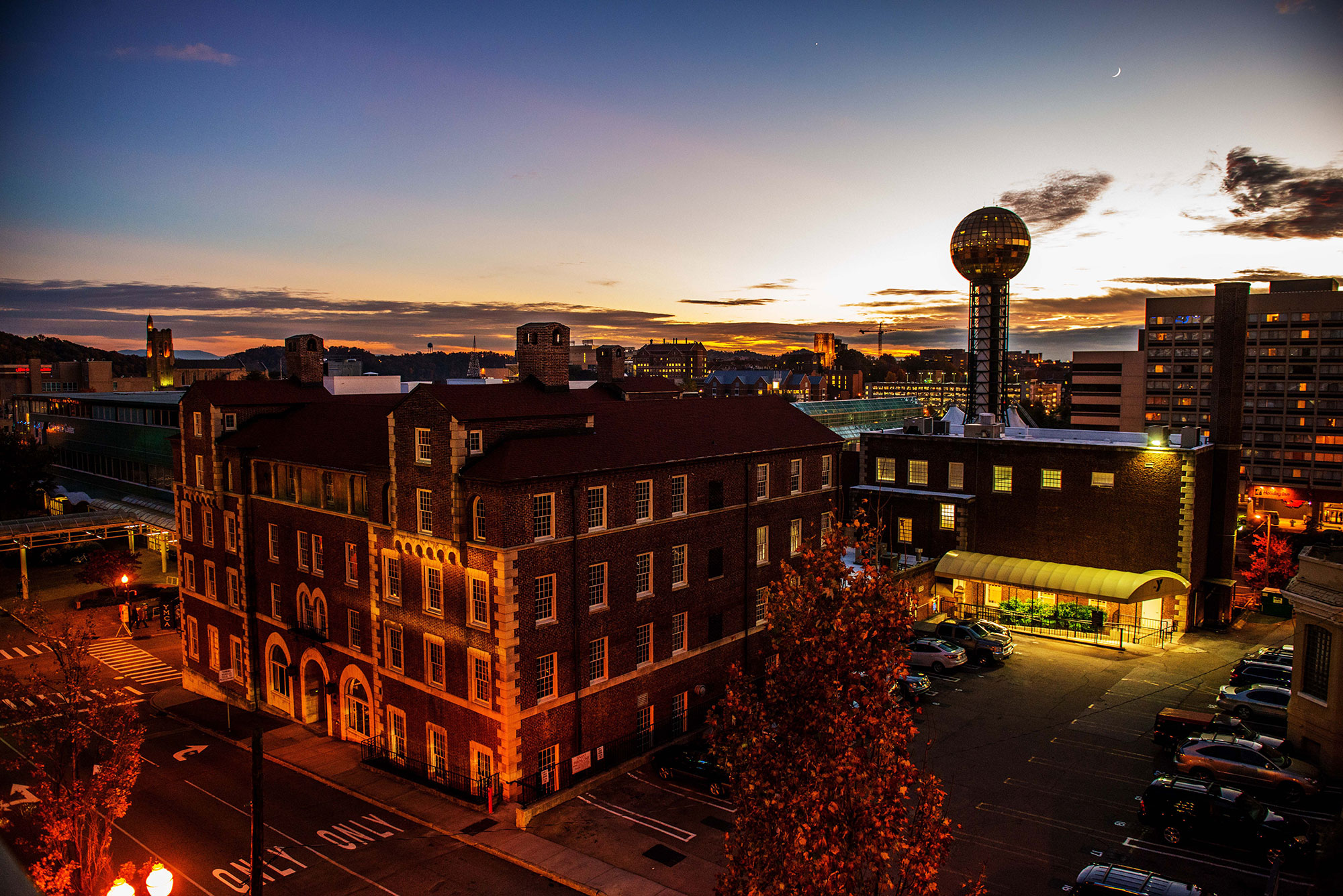 Visit Downtown Knoxville For Restaurants Shopping