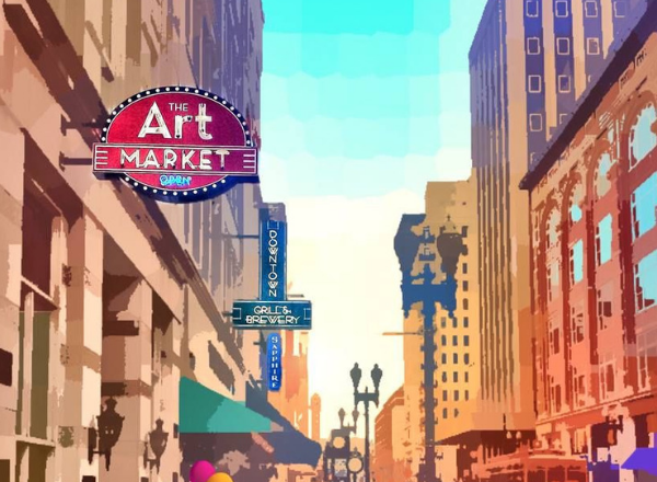 Explore Downtown Knoxville